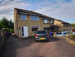 Semi Detached House For Sale Tansley Drive Sheffield South Yorkshire S9