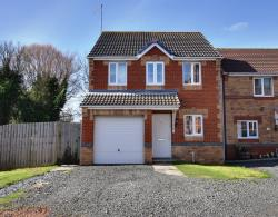Detached House For Sale Sidney Gardens Blyth Northumberland NE24