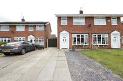 Semi Detached House For Sale Egdon Close Widnes Cheshire WA8