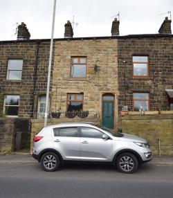 Terraced House For Sale Cliviger Burnley Lancashire BB10