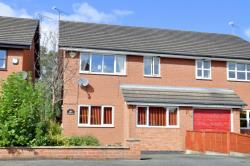 Semi Detached House For Sale Wistaston Crewe Cheshire CW2
