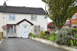 Semi Detached House For Sale Crook Lane Winsford Cheshire CW7