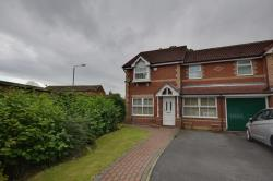 Semi Detached House For Sale Temple Row Close Leeds West Yorkshire LS15