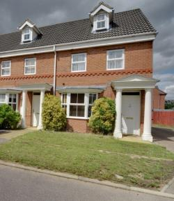 Terraced House For Sale Elstow Bedford Bedfordshire MK42