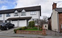 Terraced House For Sale Bunbury Court Tarporley Cheshire CW6