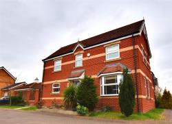 Detached House For Sale Longwood Close Rotherham South Yorkshire S66
