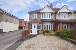 Semi Detached House For Sale Oxford Road Swindon Wiltshire SN3