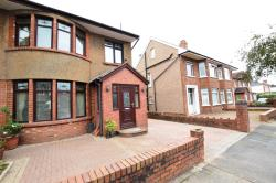 Semi Detached House For Sale Cardiff Caerdydd Glamorgan CF14
