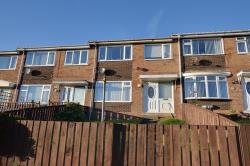 Terraced House For Sale Coates Close Stanley Durham DH9