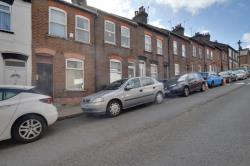 Terraced House For Sale Tennyson Road Luton Bedfordshire LU1