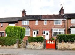 Terraced House For Sale Stoke-on-Trent  Staffordshire ST6