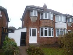 Semi Detached House To Let  Kings Norton West Midlands B30