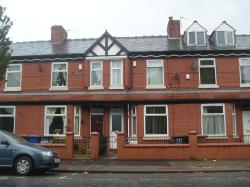 Terraced House For Sale  Salford Greater Manchester M7