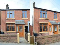 Terraced House For Sale Kirkham Road Freckleton Lancashire PR4