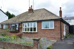 Semi - Detached Bungalow For Sale Layton Blackpool Lancashire FY3