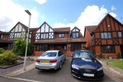 Detached House For Sale Campbell Close Buntingford Hertfordshire SG9