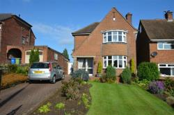 Detached House For Sale Tapton Chesterfield Derbyshire S41