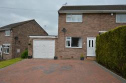Semi Detached House For Sale Lower Pilsley Chesterfield Derbyshire S45