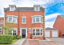 Detached House For Sale Consett County Durham Durham DH8
