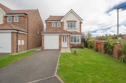 Detached House For Sale Temple Forge Mews Consett Durham DH8