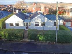 Detached Bungalow For Sale Gill View Consett Durham DH8