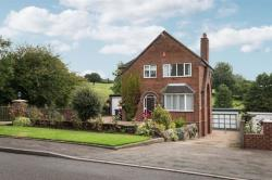Detached House For Sale High Lane Brown Edge Staffordshire ST6