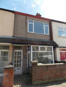 Terraced House To Let Cleethorpes Lincolnshire Lincolnshire DN35