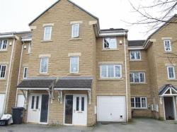 Terraced House For Sale Holmfield Halifax West Yorkshire HX2