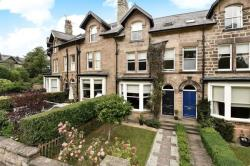 Terraced House For Sale Beechwood Crescent Harrogate North Yorkshire HG2