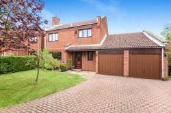 Detached House For Sale Castle Hill Close Harrogate North Yorkshire HG2