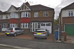 Semi Detached House For Sale Harrow Middlesex Middlesex HA1