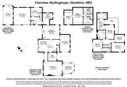 Detached House For Sale Bullinghope Herefordshire Herefordshire HR2