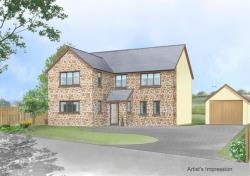 Detached House For Sale Tresseck Mill Road Hoarwithy Herefordshire HR2