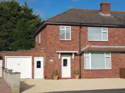 Semi Detached House For Sale Quarry Road Hereford Herefordshire HR1