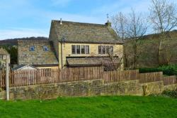 Detached House For Sale Luddendenfoot Halifax West Yorkshire HX2