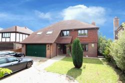 Detached House For Sale Ashford Road Newingreen Kent CT21