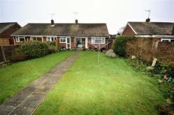 Semi - Detached Bungalow For Sale Sycamore Close Lydd Kent TN29
