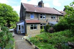 Semi Detached House For Sale Skipton Road Keighley West Yorkshire BD20