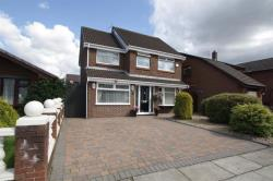 Detached House For Sale Whitebeam Drive Liverpool Merseyside L12