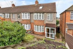 Terraced House For Sale  Howard Avenue Kent ME1