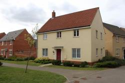 Detached House To Let Kingfisher Close Cringleford Norfolk NR4