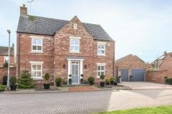 Detached House For Sale Fridaythorpe Driffield East Riding of Yorkshire YO25