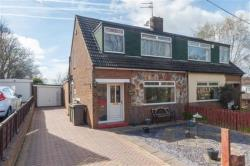 Semi Detached House For Sale Westroyd Gardens Pudsey West Yorkshire LS28