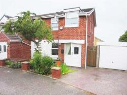 Semi Detached House For Sale Alderson Drive Barnsley South Yorkshire S71