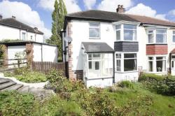 Semi Detached House For Sale Carterknowle Sheffield South Yorkshire S7