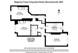 Flat For Sale Knyveton Road Bournemouth Dorset BH1