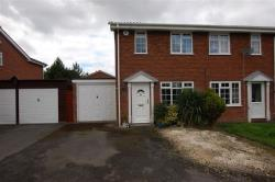 Semi Detached House For Sale Brayford Avenue Brierley Hill West Midlands DY5