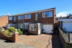 Semi Detached House For Sale Westcliffe Road Sunderland Tyne and Wear SR6