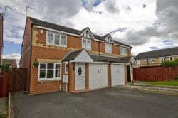 Semi Detached House For Sale Harewood Cres Stockton-on-Tees Cleveland TS19