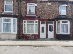Terraced House To Let Magdalen Street Middlesbrough Cleveland TS3